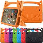 Tablet Rubber Stand Handle Protect Case For Amazon Kindle Fi