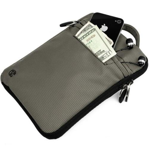 """VanGoddy Tablet Sleeve Pouch Bag Case W/Handle For 7"""" Amazon"""