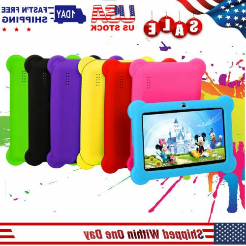 Tablet Soft Rubber Case Silicone Shockproof Protective Cover
