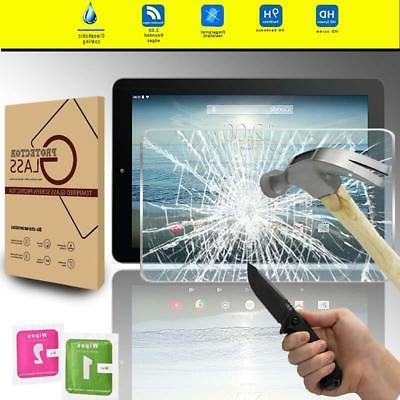 Tablet Tempered Glass Protector cover For RCA 10 Viking Pro