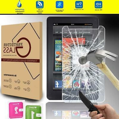 tablet tempered glass screen protector for amazon