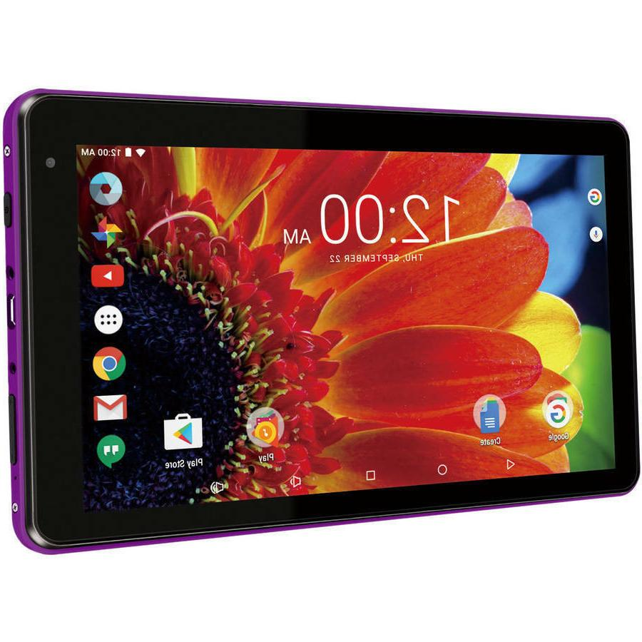 Tablet Voyager inch Quad-Core 1Gb System Memory Android