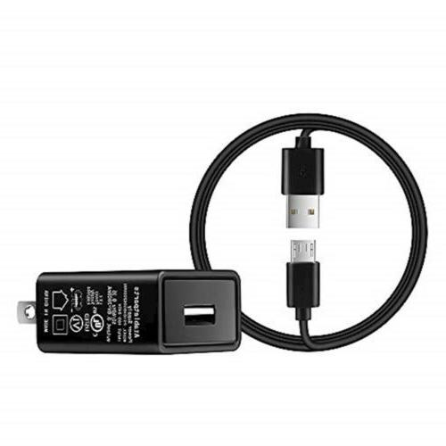 Atabletparts  5 Ft Rapid 2A Charger AC Micro Adapter KWT-050