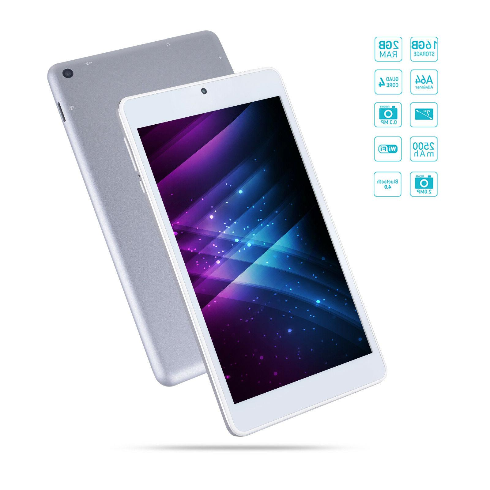 Ultra Thin 7Inch Google Gaming Android4.4 Core Dual Camera WiFi 16GB