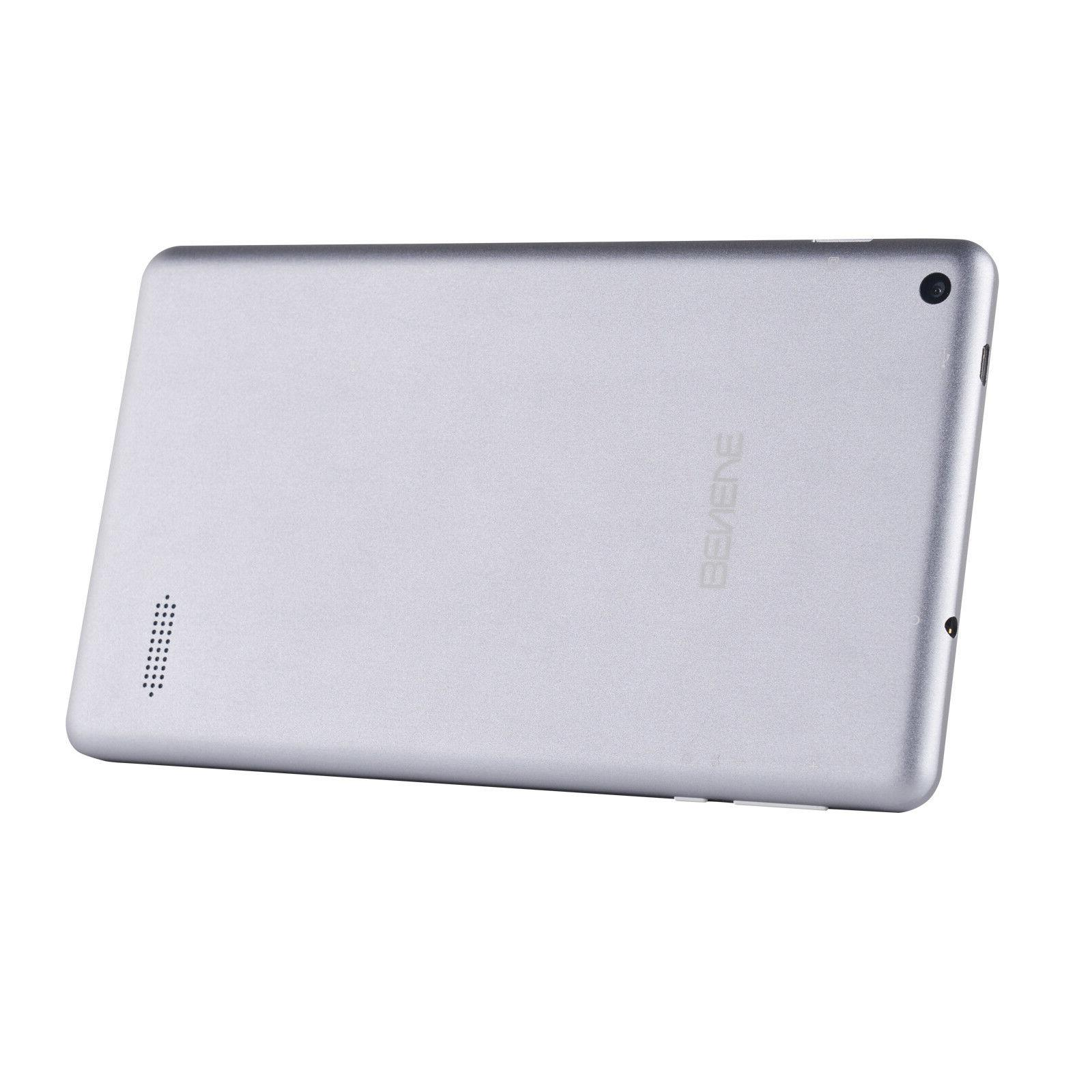 Ultra Thin Gaming Tablet Android4.4 Quad Core Dual Camera