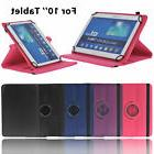 Universal 360 Rotating Case Cover for 10in Tablet Samsung Ga