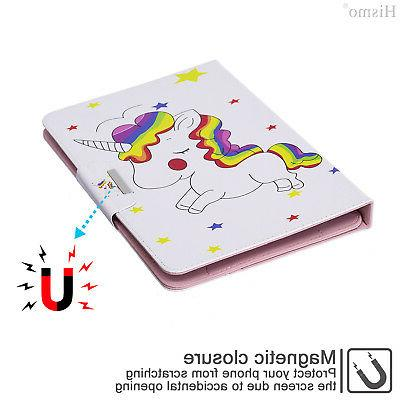 """For PC 8"""" 10"""" Flip Leather Cover"""