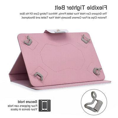 """For PC 7"""" 8"""" 9"""" 10"""" Case Leather Cover"""