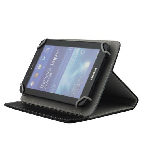 US Inch Universal Adjustable Leather Stand Cover