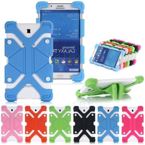 "Universal Kids Silicone Case 7"" 7.9"" 8"" Tablet PC"