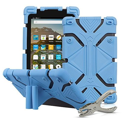 universal tablet case shockproof silicone