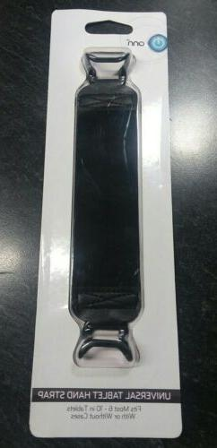 """Universal Tablet Hand Strap Fits Most 6""""-10"""" With/Without Ca"""
