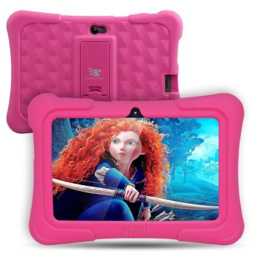 Dragon Touch Y88X Plus Kids Tablet, 7 inch Display, Kidoz..