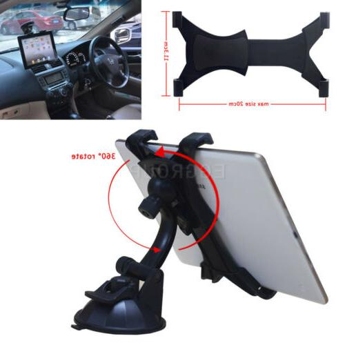 360° Car Windshield Desk Holder Suction Cup Mount Stand For