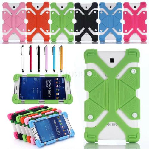 Kids Safe Shockproof Soft Silicone Case Cover For RCA 7 Voya