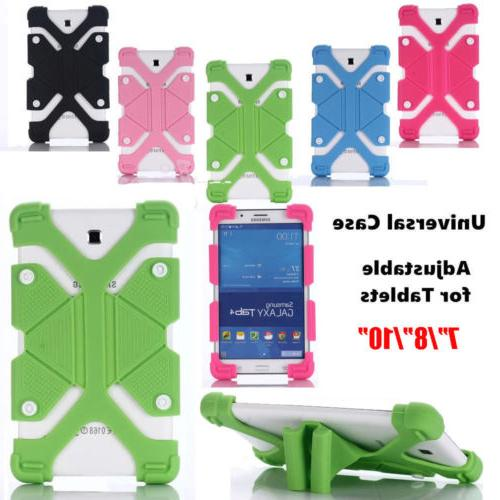 Kids Silicone Cover Case For RCA Viking Pro 10 / Cambio W101