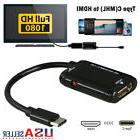 USB 3.1 Type C to HDMI 1080P HD Cable Adapter for MHL Androi