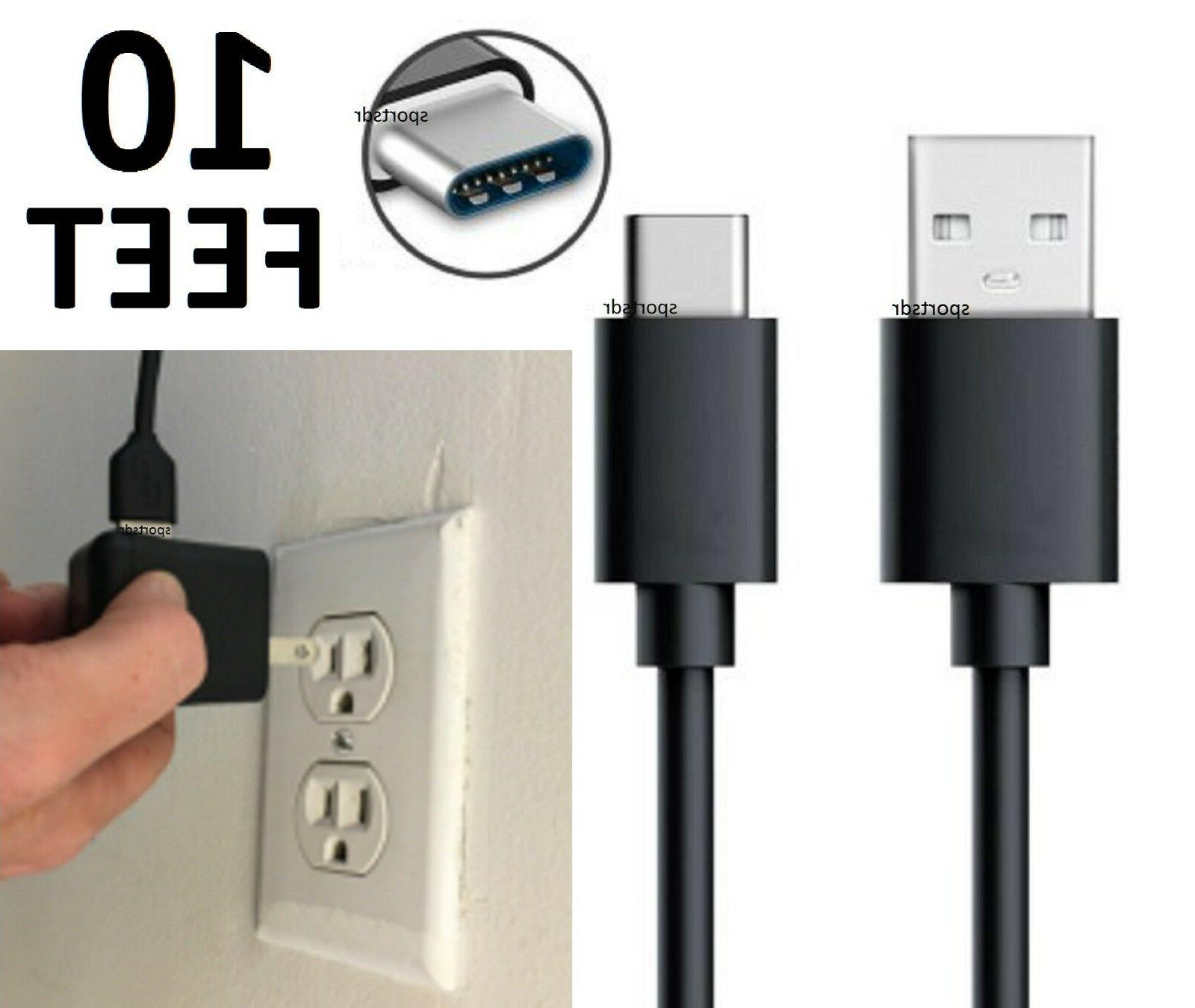 Usb Charger Cord Cable+PoWeR Plug for ATT ZTE Trek 2 HD K88,