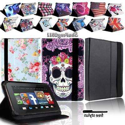 various amazon kindle fire 7 inch