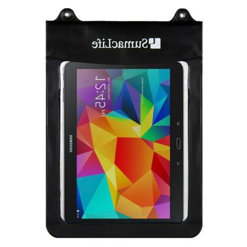 Waterproof Tablet Pouch Dry Bag For Samsung Galaxy Tab S5e /