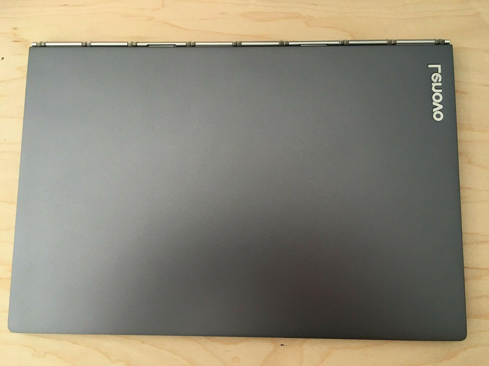 "Lenovo YOGA BOOK 10.1"" Android YB1-X90F, GRAY"