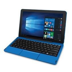 """Laptop Tablet Combo 10.1"""" 2-in-1 RCA Cambio 32GB Touch scree"""