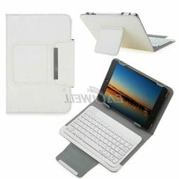 For Lenovo Moto Tab TB-X704A 10.1 Tablet White Leather Case
