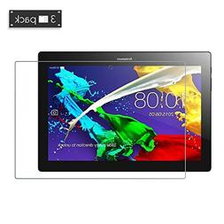 FanTEK Lenovo Tab 2 A10 A10-70 10-Inch Tablet Screen Protect
