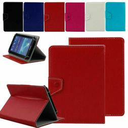 Universal Leather Flip Tablet Stand Case Cover For Lenovo 7'