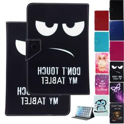 """For Lenovo Tab2 3 4 7""""8""""10.1""""inch Tablet PU Leather Stand Un"""