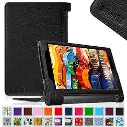 For Lenovo Yoga Tablet 3 8-inch Folio Leather Stand Case Sle
