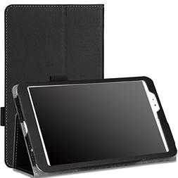 MoKo LG G Pad 8.3 Case - Slim Folding Cover Case with Built-