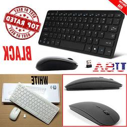LOT 2.4G DPI Wireless Keyboard and Optical Mouse Combo for T