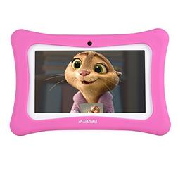 BENEVE M755 Kids Tablet, 7 Inch Andriod 7.1 Tablet with 1GB