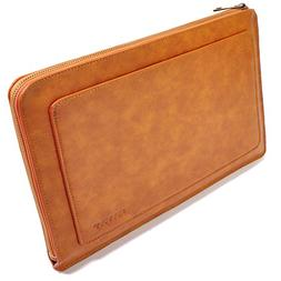 BENFAN Zippered Padded Laptop Sleeve 15.4 Compatible with Ne