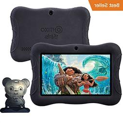 "Memorial Day Deal! Contixo Kid Safe 7"" HD Tablet WiFi 8GB Bl"
