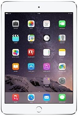 Apple MGGT2LL/A iPad Mini 3, 64GB, Wi-Fi - Silver -