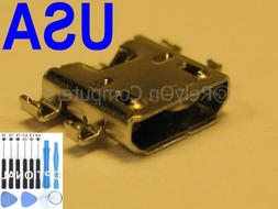 Micro USB Charging Port Charger For Asus Google Nexus 7 2nd