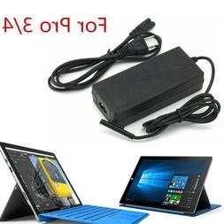 Microsoft Surface Pro 3 Pro 4 Tablet Replacement AC Wall Pow