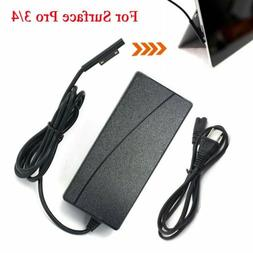 For Microsoft Surface Pro 3/4 Tablet Power Supply 1625 Adapt