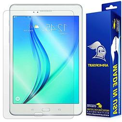 "ArmorSuit Samsung Galaxy Tab A 8.0""  Screen Protector Max Co"