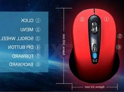 Mini Mouse Hot Wireless For tablet Mice Bluetooth Optical PC