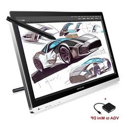 "Huion 21.5"" Monitor Drawing Graphics Digital Tablet IPS Inte"