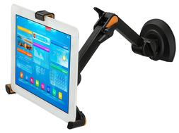 Mount-It! Universal Tablet Holder 3 In 1 Design for Under Ca