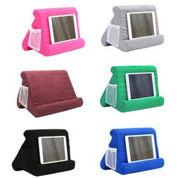 Multi-Angle Soft Stand Pillow Tablet Phone Holder for iPad T