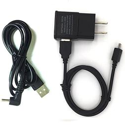 NeuTab 5V/2A AC Adapter Wall Charger+Micro USB+2.5mm DC Cabl