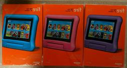 """New 2019 9th Gen Amazon Fire 7 Kids Edition Tablet 7"""" 16 GB"""