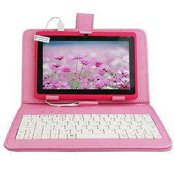 "NEW Yuntab 8GB 7"" Android Quad-core Kids Tablet PC Google An"