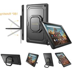 For Amazon Fire HD 10 9th Gen 2019/ 7th 2017 Tablet Smart Ca
