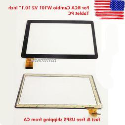 New Digitizer Touch Screen Panel For RCA Cambio W101 V2 10.1